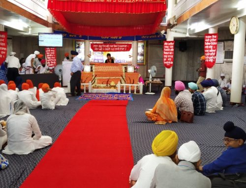 Shabad Gayan Competition